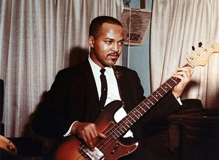 James Jamerson Bass Player