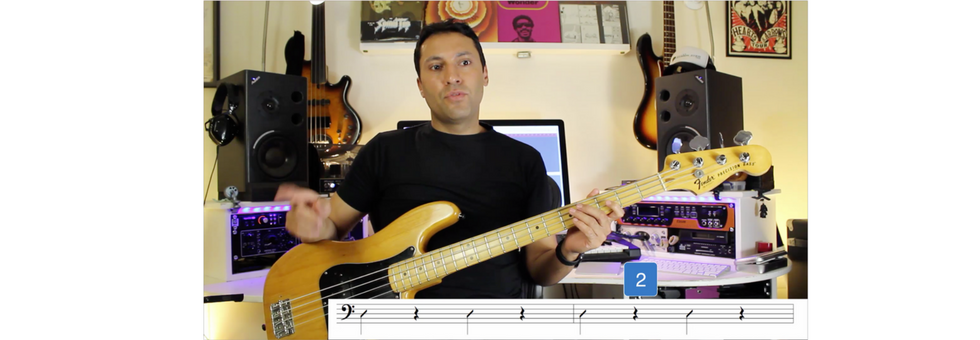 7 Metronome Exercises For Bass Guitar To Work On Your Timing And Groove