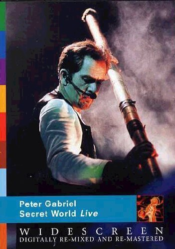 Secret World Live - Peter Gabriel
