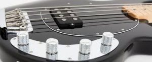Humbucker bass pickup