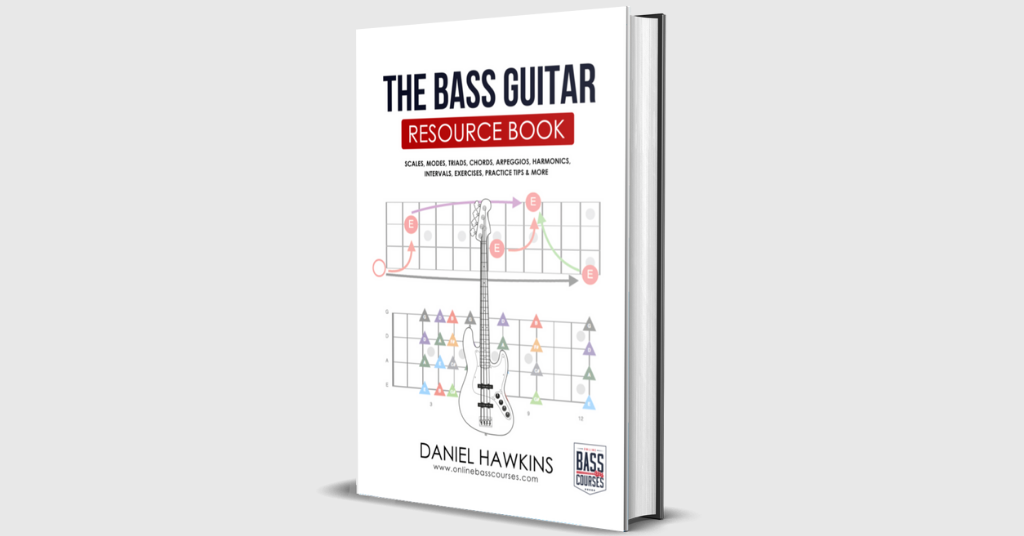 Free Bass Guitar Ebook