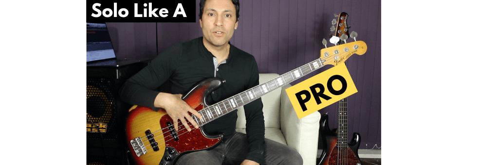 11 Ideas To Improvise INCREDIBLE Bass Solos