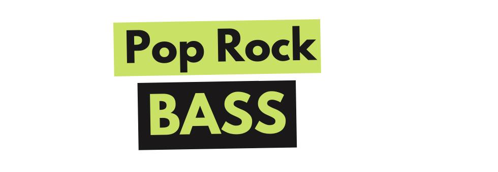 How To Make A Pop-Rock Bass Line