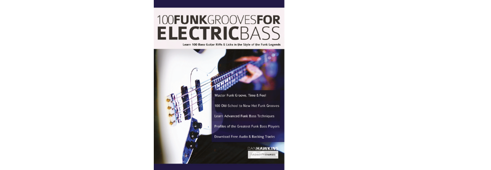 100 Funk Bass Grooves For Electric Bass