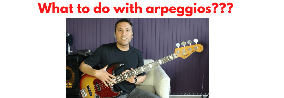 Create Bass Lines With Only FOUR Arpeggios