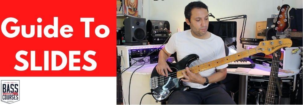 Guide To Bass Guitar Slides (Technique & Application)