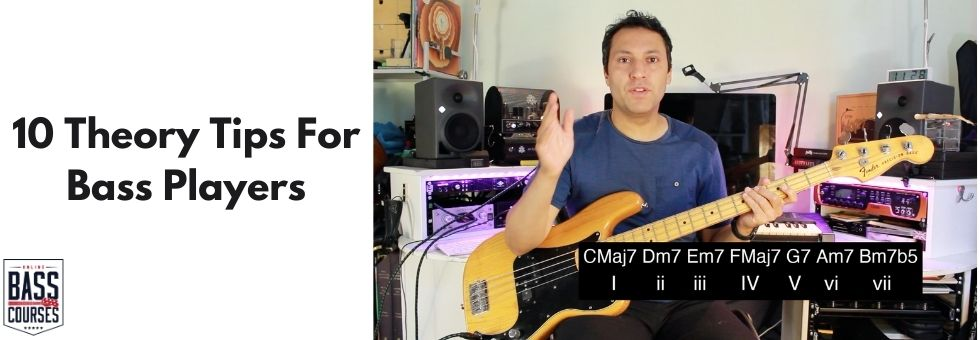 10 Music Theory Tips For Bass Players