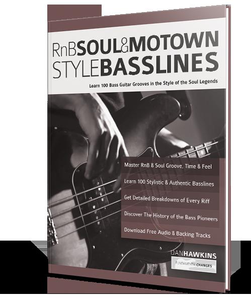 RnB, Soul & Motown Style Basslines